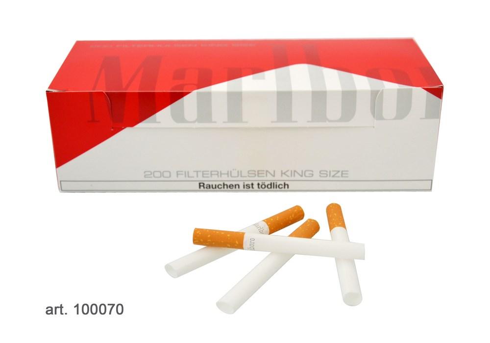 Cigarette tubes Marlboro buy online www.elenpipe-sw.com
