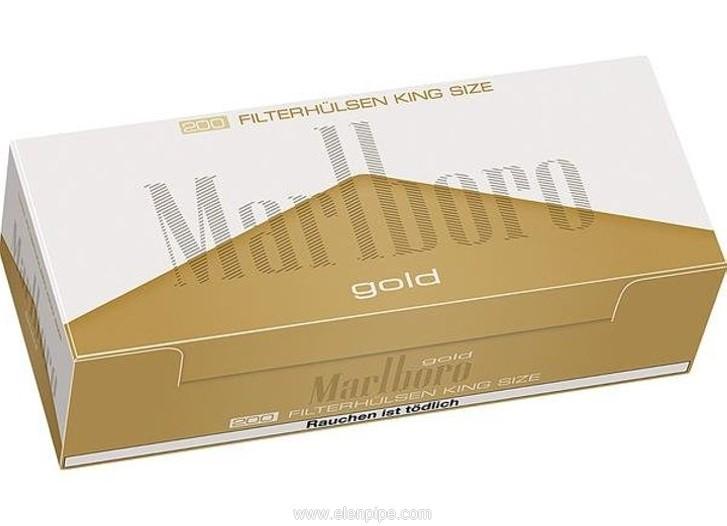 Marlboro-Gold-cigarette-tubes-gilzy